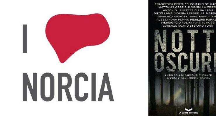 """Notti oscure"", l'antologia di racconti Thriller per aiutare i terremotati"