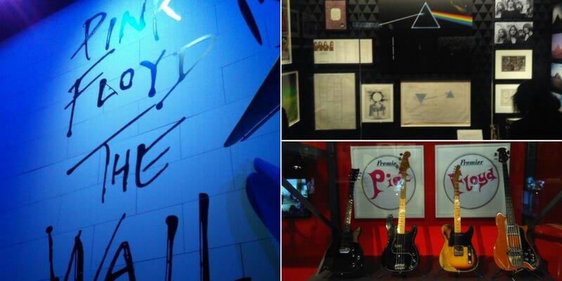 Londra celebra i 50 anni dei Pink Floid con una mostra retrospettiva