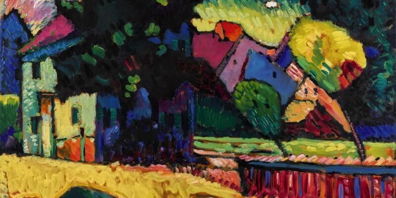 Kandinsky, per la prima volta all'asta uno dei capolavori del fondatore dell'arte astratta