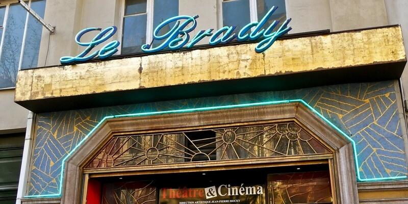 La storia del Brady, l'ultimo cinema dei dannati di Parigi