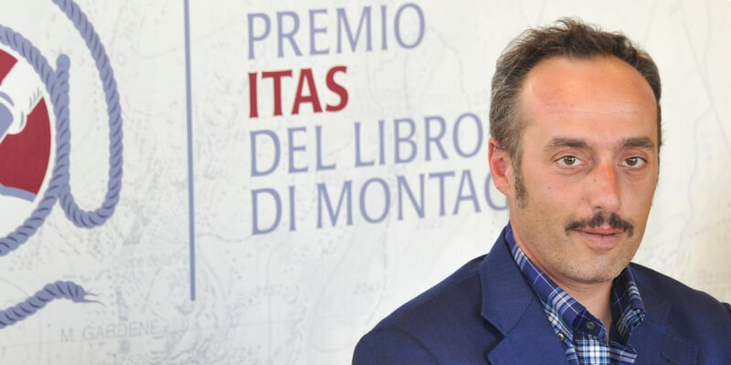 """Enrico Brizzi, """"La crisi ci ha permesso di riscoprire la montagna"""""""