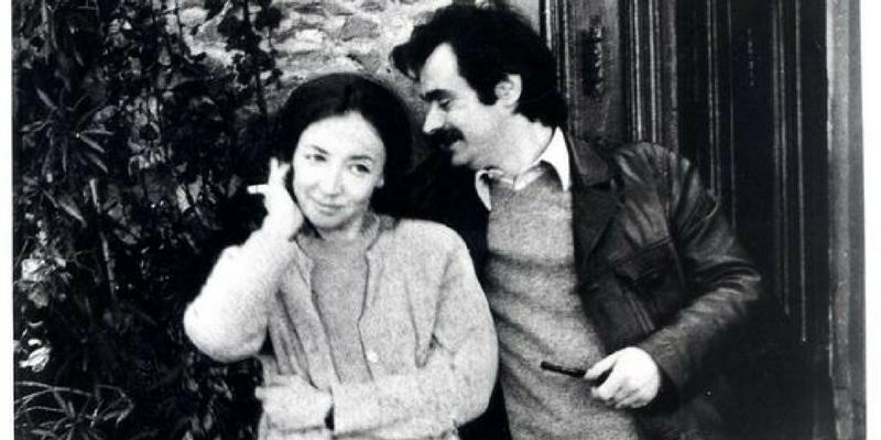 Oriana Fallaci e l'amore per Alekos Panagulis