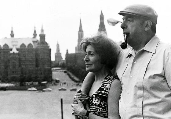 L'amore tra Pablo Neruda ed Albertina Soto