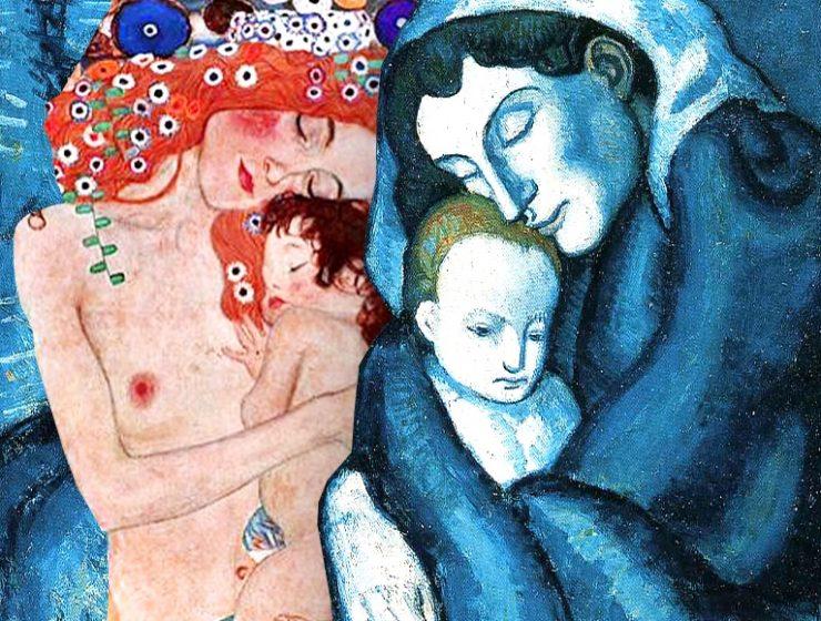 Ecco il test per scoprire che tipo di mamma sei attraverso l'arte