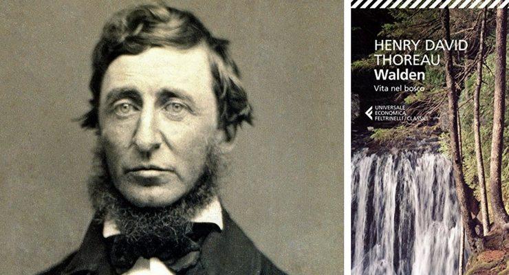 "Henry David Thoreau, le frasi più belle tratte da ""Walden"""