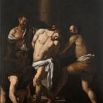 Dentro Caravaggio | Caravaggio - Flagellazione, 1607
