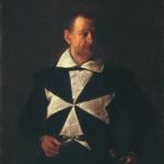 Dentro Caravaggio | Caravaggio - Ritratto di un cavaliere di Malta, 1608