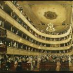 06-G. Klimt, L'interno del vecchio Burgtheater , 1888, Historisches Museum der Stadt Wien, Vienna.