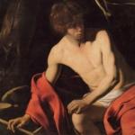 Dentro Caravaggio | Caravaggio - San Giovanni Battista, 1604