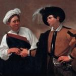 Dentro Caravaggio | Caravaggio - La Buona Ventura, 1597