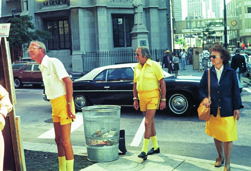 © Vivian Maier/Maloof Collection, Courtesy Howard Greenberg Gallery, New York.Vivian Maier - Senza titolo, Chicago, agosto 1976