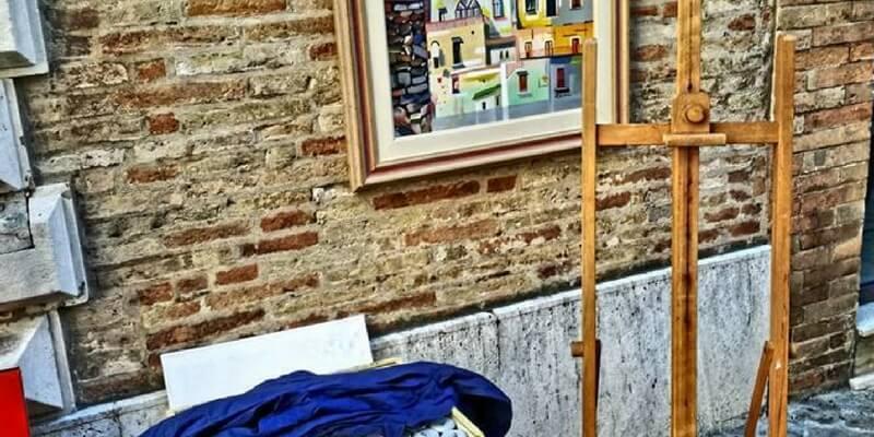 L'arte al servizio dei cittadini per le strade di Macerata