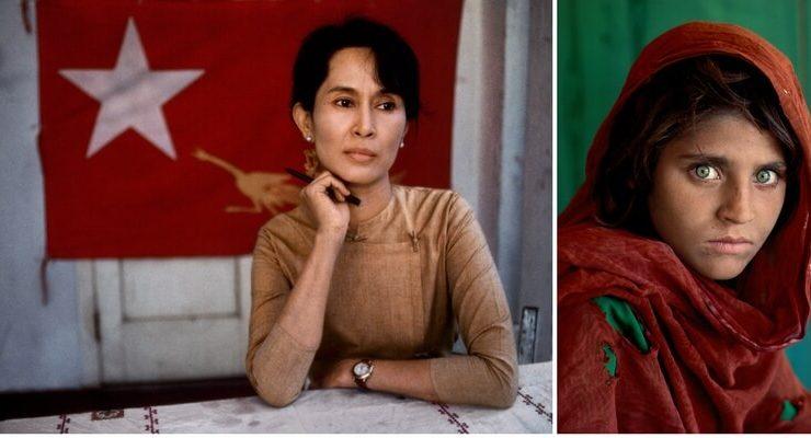 In mostra il mondo visto con gli occhi di Steve McCurry