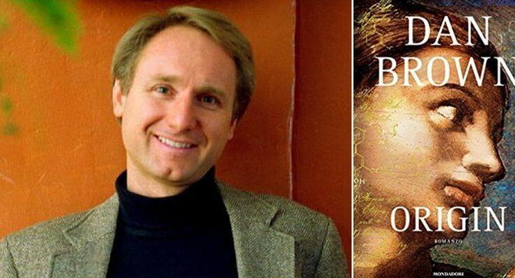 """""""Origin"""", esce oggi il nuovo libro di Dan Brown"""