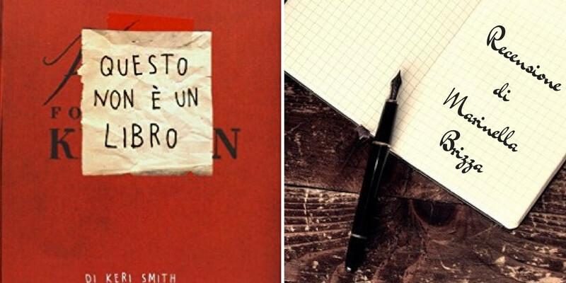 """""""Questo non è un libro"""", un'opera che incoraggia il lettore a mettersi in gioco"""