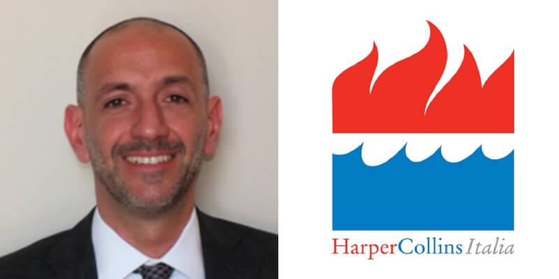 Giovanni Dutto nuovo Direttore Commerciale di HarperCollins Italia