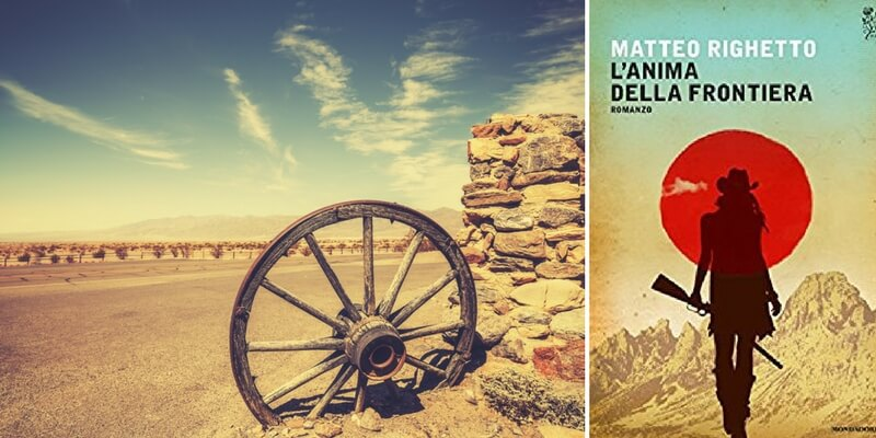 """Matteo Righetto, """"Nel mio libro racconto il tentativo di riscossa degli ultimi"""""""