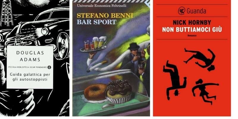 I 10 libri più divertenti di sempre