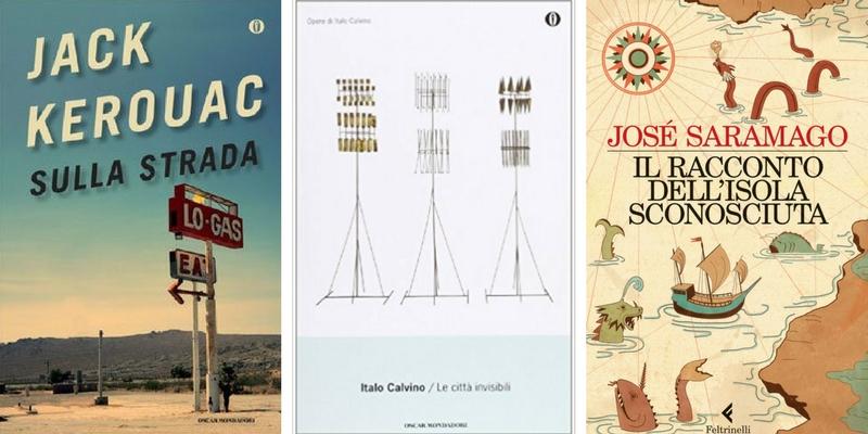 10 libri che fanno venire voglia di viaggiare