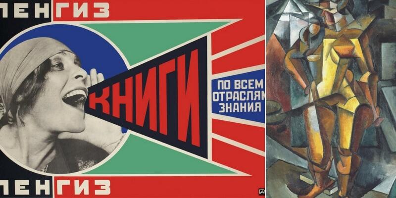 """Le """"Coppie di artisti dell'avanguardia russa"""" in mostra a Nuoro"""