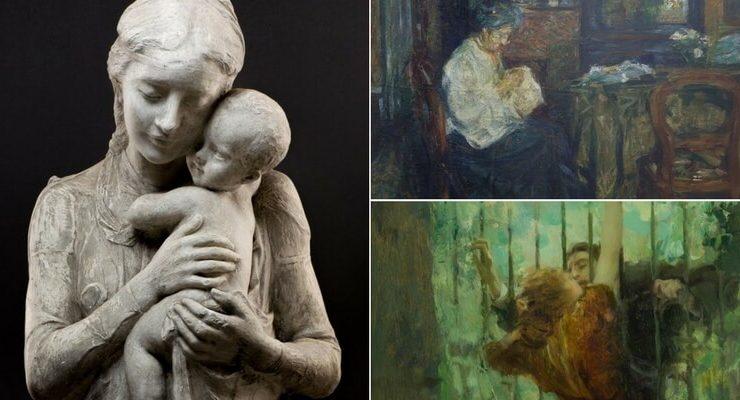 La figura femminile nell'arte tra 800 e 900 in mostra in Verbania