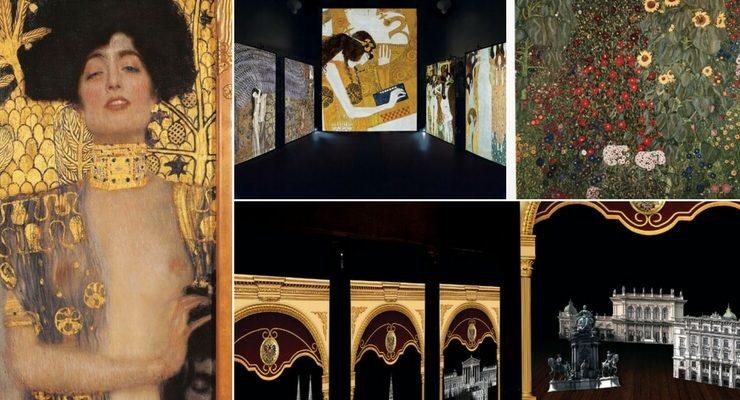 La vita e le opere d'arte di Gustav Klimt in mostra al Mudec di Milano
