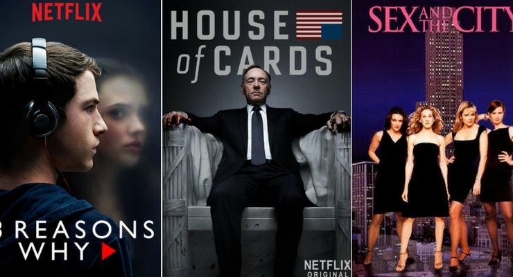17 Serie TV che avrai sicuramente visto ispirate ai libri