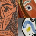 """Pablo picasso in mostra. """"La materia e il segno. Ceramica, grafica"""""""