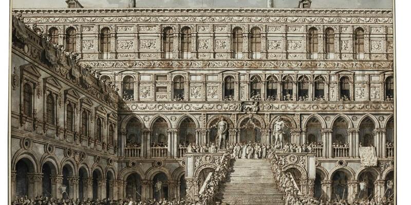 In asta a Londra uno dei più grandi disegni di Canaletto