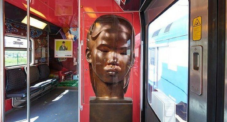 Un viaggio sul treno dell'Arte e della Civiltà