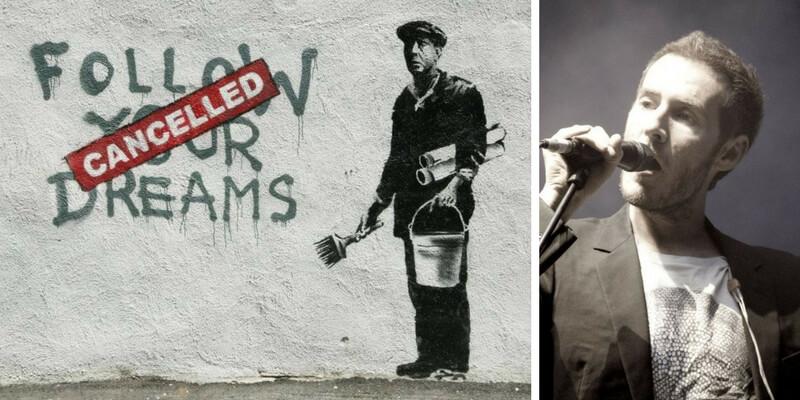 Banksy, svelato casualmente il vero nome dell'artista