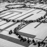 """Il """"Terzo Paradiso"""" a Sarajevo per lanciare un messaggio di pace attraverso la cultura"""