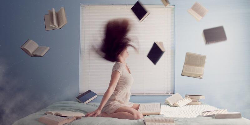 Biblioterapia, i libri come antidoto contro l'ansia