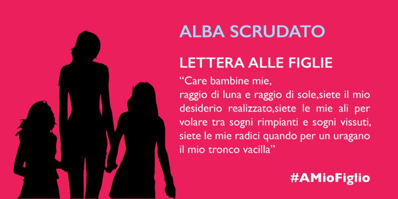 Lettera di Alba Scrudato alle figlie