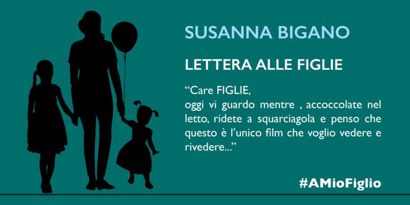 Lettera di Susanna Bigano alle figlie