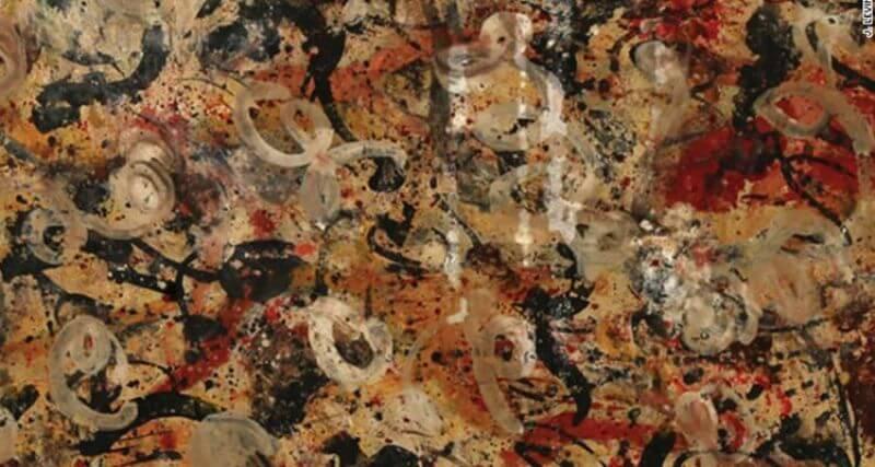 Jackson Pollock, l'ultimo dei misteri della storia dell'arte