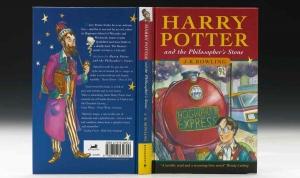prima edizione harry potter sothebys