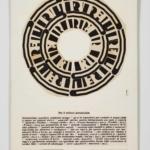 La Pubblicità con la P maiuscola | Pirelli per il settore armatoriale, 1966 (agenzia Centro, design: Christiane Beylier), esecutivo di stampa