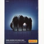La Pubblicità con la P maiuscola | Original equipments on the world's finest, 2002 (Armando Testa)