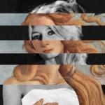 I mashup di Luigi Tarini | Luigi Tarini-Botticelli's Venus & Brigitte Bardot