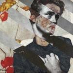 I mashup di Luigi Tarini | Luigi Tarini - Egon Schiele's Self Portrait with Physalis & James Dean