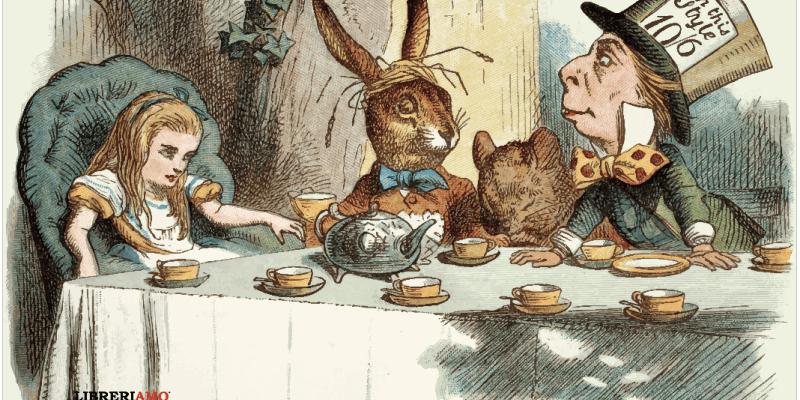 """""""Alice nel paese delle meraviglie"""" e le sue interpretazioni"""