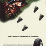 La Pubblicità con la P maiuscola | Nuovo Pirelli P1000. Fa tutto facile, 1991 (Italia/BBDO)