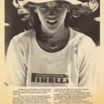 La Pubblicità con la P maiuscola | Pirelli è giovane, 1980 (agenza Centro)