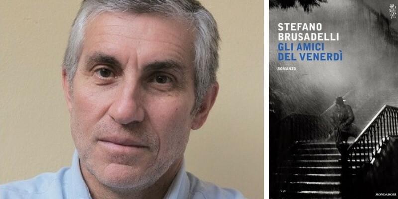 """Stefano Brusadelli, """"I social sono una raffinata forma di inganno"""""""