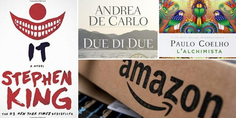 I libri acquistabili su Amazon ad un prezzo speciale