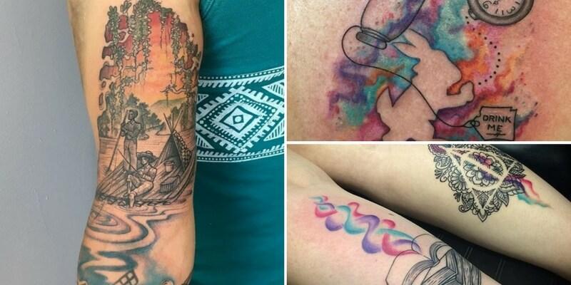 I tattoo letterari più originali scelti dai lettori