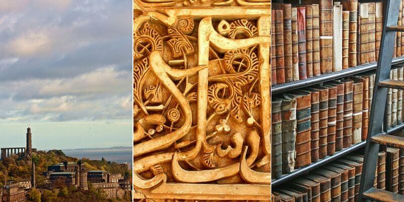 Le 7 città della letteratura assolutamente da visitare