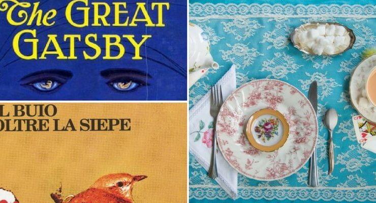 Cibi da leggere, i piatti più famosi dei romanzi
