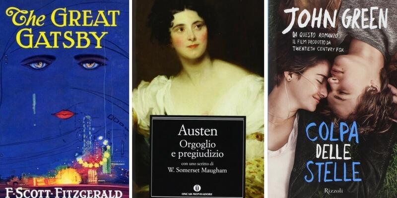 8 romanzi celebri che svelano la personalità di chi li legge